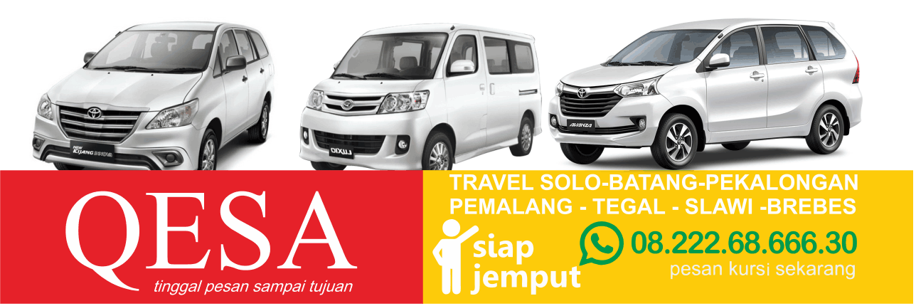 Travel solo pekalongan | Travel Solo Pemalang | Travel Solo Tegal